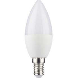 Müller Licht LED Kerzenlampe E14 470lm 5,5 Watt warmweiß