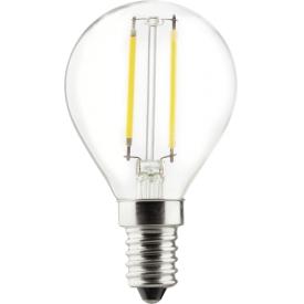 Müller Licht LED Miniglobelampe E14 250lm 2,5Watt warmweiß