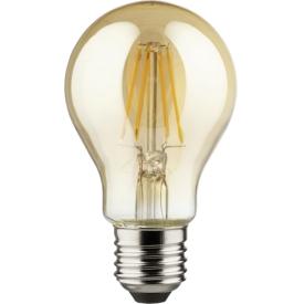 Müller Licht LED Birnenformlampe E27 400lm 4 Watt gold