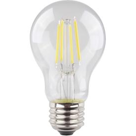 Müller Licht LED Birnenformlampe E27 810lm 6,5 Watt warmweiß
