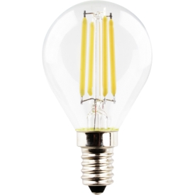 Müller Licht LED Tropfenformlampe E14 470lm 4 Watt warmweiß