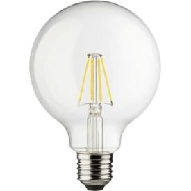 Müller Licht LED Globelampe E27 1055lm dimmbar 8 Watt warmweiß