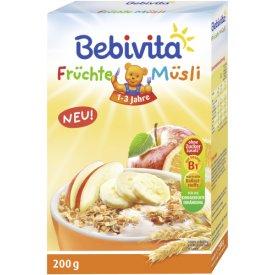 Bebivita Früchte Müsli 1-3 Jahre