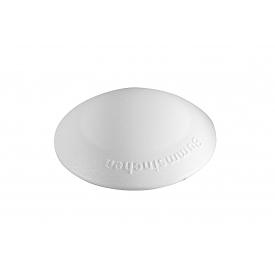 Hansi-siebert Türstopper Bummsinchen Ø40mm weiß