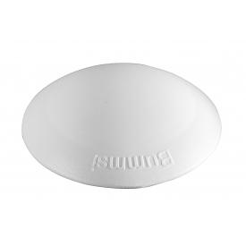 Hansi-siebert Türstopper Bummsi Ø50mm weiß