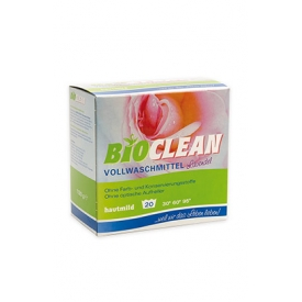 Bioclean Vollwaschmittel