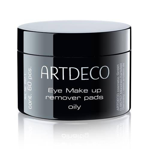 Artdeco Reinigung Eye Make up Remover Pads oel
