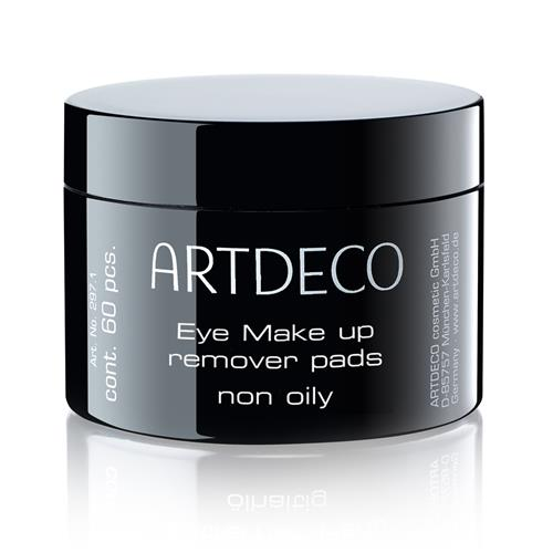 Artdeco Reinigung Eye Make up Remover Pads Oilfree