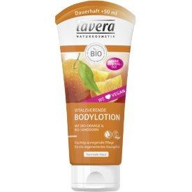Lavera Körperlotion Orange Sanddorn vitalisierend