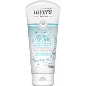 Lavera Duschgel Basis Sensitiv Hydro Feeling 2 in 1