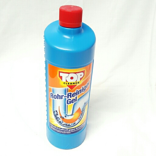 Top Cleaner Rohr-Reiniger Gel