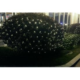 F-h-s LED Balkonlichtnetz 4x1m 160LED außen