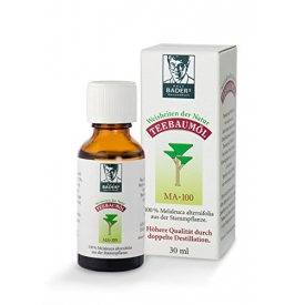 Spezialbad Australisches Teebaumöl