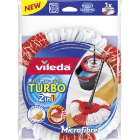 Vileda Ersatzkopf Turbo Microfibre 2in1