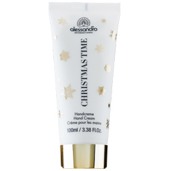 Alessandro Hand Cream Spa Christmas