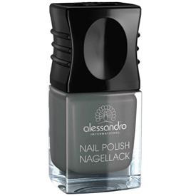 Alessandro Nagellack Track Me Grey Shutter