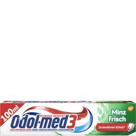 Odol Med 3 Zahncreme Minz frisch
