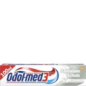 Odol Med 3 Zahncreme  Zahnstein Schutz