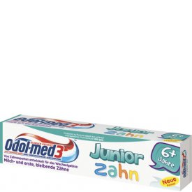 Odol Med 3 Zahncreme Junior