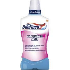 Odol Med 3 Zahnfleisch Aktiv Mundspühlung Minzfrisch