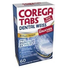 Corega Tabs Dental weiss