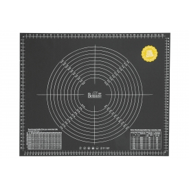 Rbv Birkmann Ausrollmatte Easy Baking 45x55cm Silikon schwarz