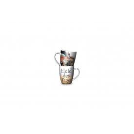 La Vida Kaffeebecher Serie Held des Tages 250 ml