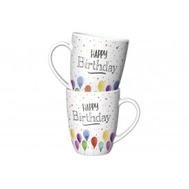 La Vida Becher Happy Birthday 250ml