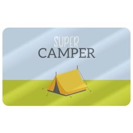 La Vida Brettchen Super Camper 23,5x14,5cm