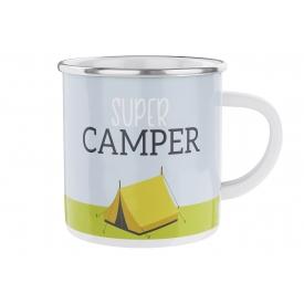 La Vida Emaillebecher 300ml Super Camper