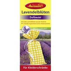 Aeroxon Lavendelblüten-Beutel gegen Motten