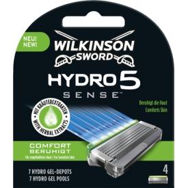 Wilkinson Sword Hydro Sense Comfort Klingen