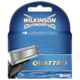 Wilkinson Sword Quattro Rasierklingen