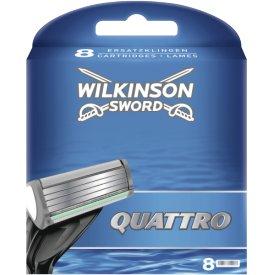 Wilkinson Sword Rasierklingen Quattro
