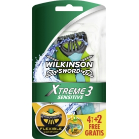 Wilkinson Sword Einwegrasierer Xtreme 3 Sensitive