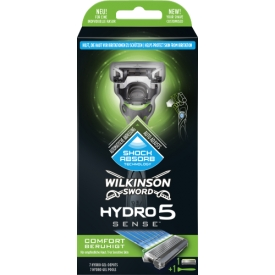 Wilkinson Sword Hydro 5 Sense Comfort Rasierer