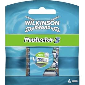 Wilkinson Sword Rasierklingen Protector 3