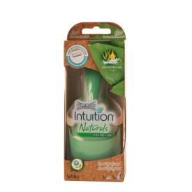 Wilkinson Sword  Intuition Naturals Sensitiv Care