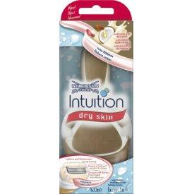 Wilkinson Sword Intuition Dry Skin  Damenrasierer