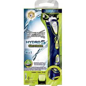 Wilkinson Sword Hydro 5 Groomer Rasierer mit 1 Klinge + 2 gratis Klingen
