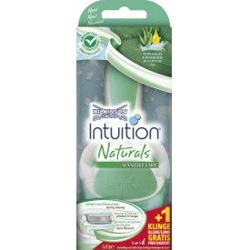 Wilkinson Sword Rasierer Intuition Naturals Sensitiv Care   1 Klinge