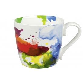 Könitz Kaffeebecher On Colour Flow Porzellan 415 ml 8,8cm Ø9,5cm