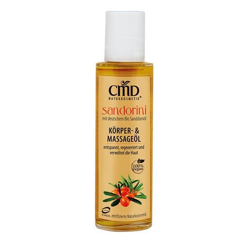 CMD Naturkosmetik&nbsp Körper & Massage Öl