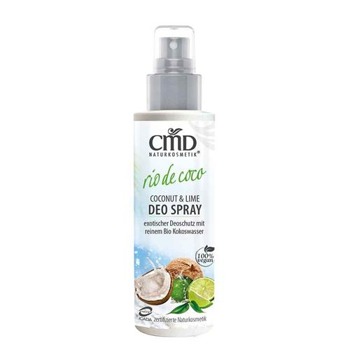 CMD Naturkosmetik&nbsp Deo Spray Coconut & Lime