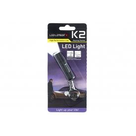 Led Lenser Taschenlampe K2 schwarz