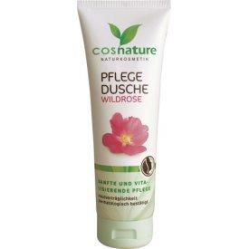 Cosnature Duschcreme Pflege Dusche Wildrose