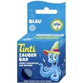 Tinti Badezusatz Zauberbad Blau