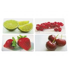 Ricolor Brettchen Obst 23,5x14,5cm