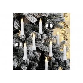 Hi Christbaumlichterkette mit 30 LED warmweiß für außen