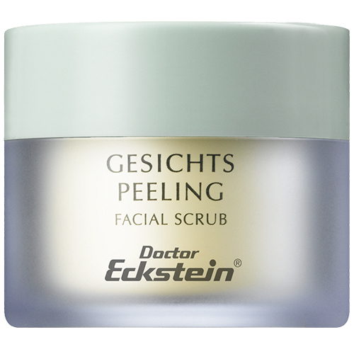 Dr. Eckstein Kosmetik&nbspDr. Eckstein Gesichtspeeling + Nagellack Gratis